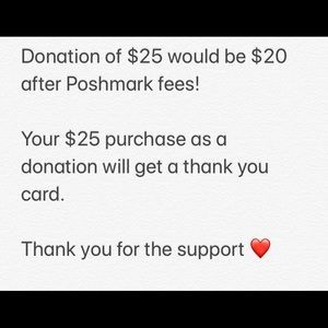 Other - Donation $25